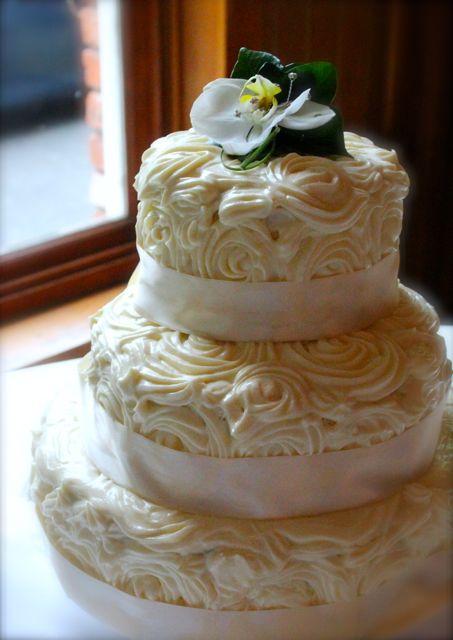 Easy Wedding Cake Batter Good Food Recipes Frosting Recipe